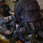 detaining illegals