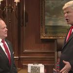 SNL Trump Spicer