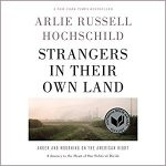 book cover strangers in own land
